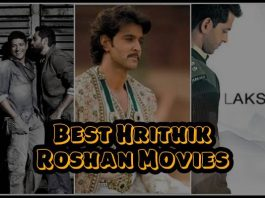 Best Films of Hrithik Roshan on Netflix, Amazon Prime, Hotstar and Zee5