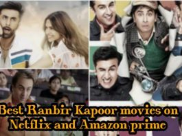 Best Ranbir Kapoor Movies On Prime, Netflix, Hotstar & Zee5