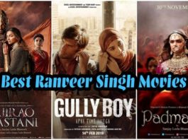 Best Ranveer Singh Movies On Prime, Netflix, Hotstar & Zee5
