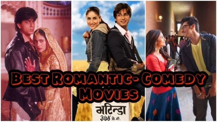 Best Bollywood Romantic Comedies on Netflix, Amazon Prime, Hotstar and Zee5