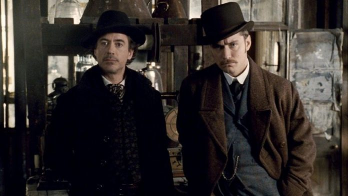 Sherlock Holmes 3 to release on 22 Dec 2021