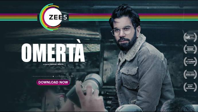 Omerta: The Real Story Of A Notorious Terrorist - Omar Saeed Sheikh.. Streaming On ZEE5!
