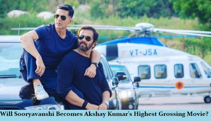 Akshay Kumar Highest Grossing Movies: Will Sooryavanshi Top The List?