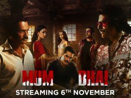 Mum Bhai web series poster