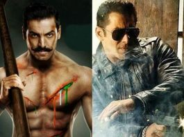 Salman Khan's 'Radhe: Your Most Wanted Bhai' To Clash With John's 'Satyameva Jayate 2'