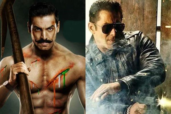 Salman Khan's 'Radhe: Your Most Wanted Bhai' To Clash With John's 'Satyameva Jayate 2'