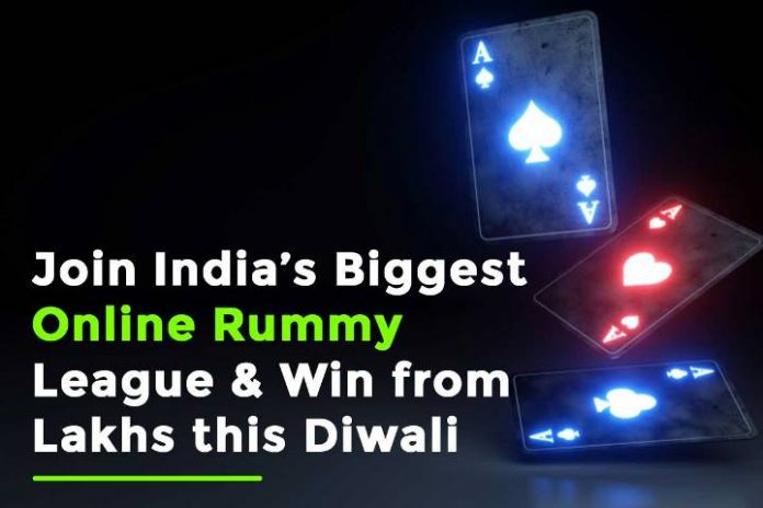 Join India's Biggest Online Rummy League & Win from Lakhs this Diwali