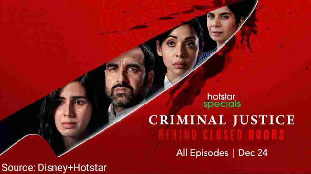 Criminal Justice Season 2 download: Tamilrockers and Filmyzilla