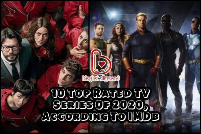 Top Rated TV Series Of 2020 According To IMDb