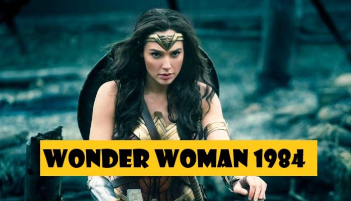 Wonder Woman 1984 Box Office Opening Weekend Prediction