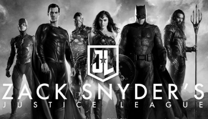 Snyder Cut: Zack Snyder's Justice League