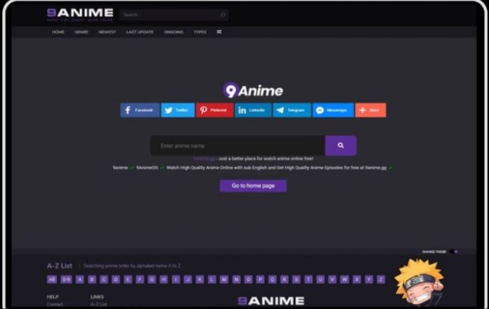 9Anime: Free Anime Streaming Website, 9Anime.gg Alternatives