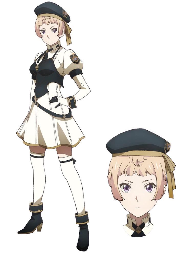 Seven Knights Revolution Anime - Faria