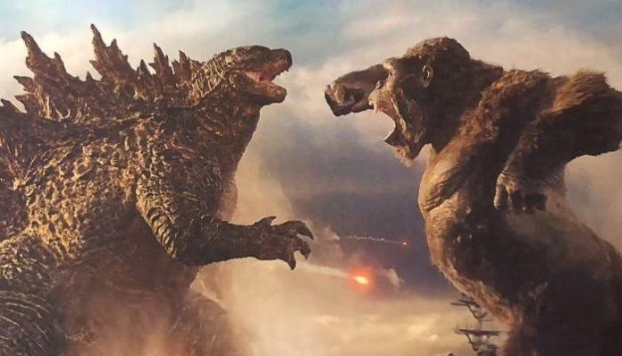 Godzilla vs Kong sets box office on fire, grosses $123.1 million in opening weekend