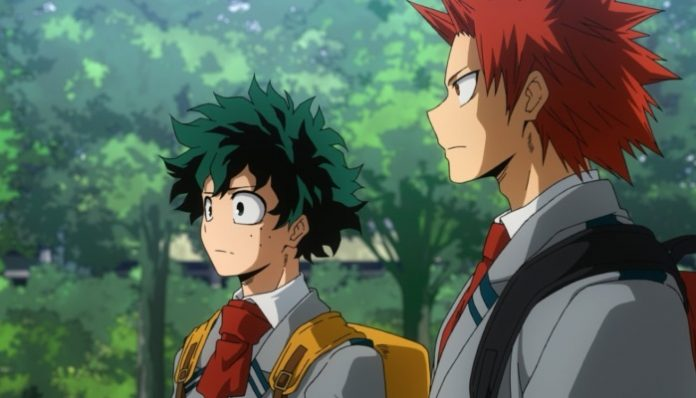 My Hero Academia Season 5, episode 2 release date and time