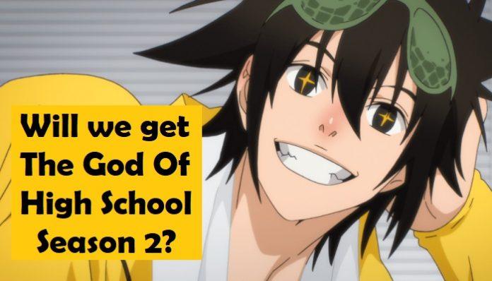 The God of High School Season 2: