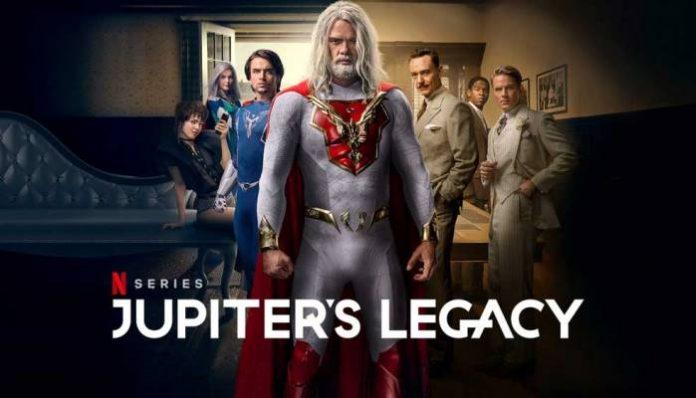 Netflix Cancels Jupiter's Legacy Season 2: Here's The Reason