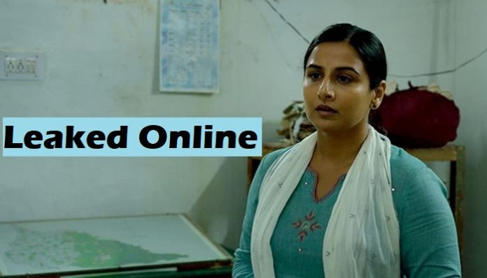 Sherni Full Movie Leaked Online, Free Download Available In HD