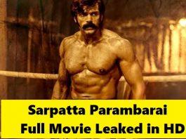 Sarpatta Parambarai Full Movie Download Online