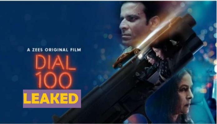 Dial 100 Full Movie Download: Piracy Websites Leak Manoj Bajpayee's Thriller