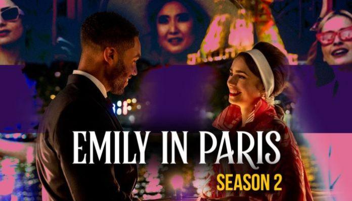 Emily in Paris Season 2 release date on Netflix