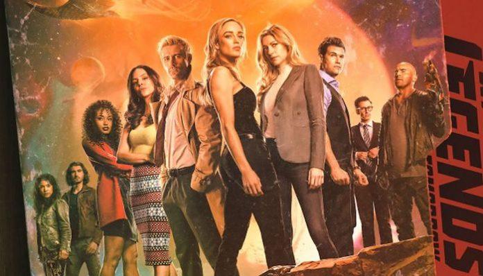 Legends of Tomorrow season 6 Netflix Release Date