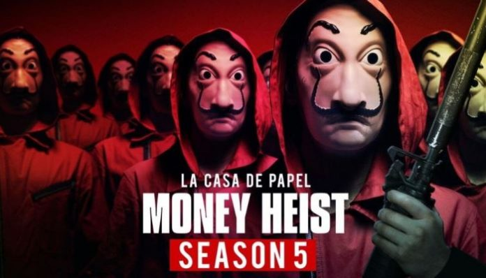 Money Heist Season 5 Part 1: Episode Titles and Glimpses Revealed