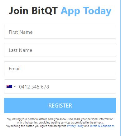 BitQT app