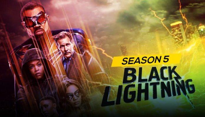 Black Lightning Season 5 update