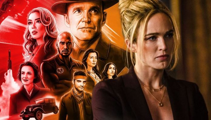 Legends of Tomorrow season 7 on The CW
